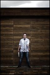 Sonny Sabbe - Michal Dehaspe (VISITFLANDERS) Tags: belgium resto gastronomy flanders nieuwpoort eatingdrinking lamuse visitflanders sonnysabbe flanderskitchenrebels2014 jongkeukengeweld2014