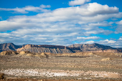 Utah (photosbyhenna.com) Tags: road trip travel vacation sky mountains clouds canon outdoors drive utah driving scenic roadtrip throughthewindshield reble t1i
