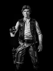 Han Solo (Gven Gl) Tags: toy toys actionfigure starwars solo actionfigures figure han hasbro hansolo gh3 lumixgh3