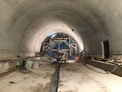 Hormigón túnel subte Línea H (Horacho07) Tags: subte buenosaires