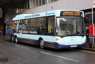 Stagecoach North East: 24003 / SP57 CNJ