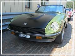Datsun 240 Z (v8dub) Tags: datsun 240 z fairlady schweiz suisse switzerland bleienbach japanese pkw voiture car wagen worldcars auto automobile automotive old oldtimer oldcar klassik classic collector