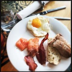 Mainport Hotel Breakfast (Un tocco di zenzero) Tags: rotterdam rooterdamfoodieguide myrotterdam visitholland visitrotterdam