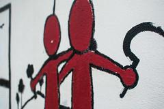 #TempidelLiceo: Un Caseificio nelle Terre di don Peppe Diana (Glitch Photography) Tags: rosso libera caseificio mozzarella camorra cambiamento lavoro