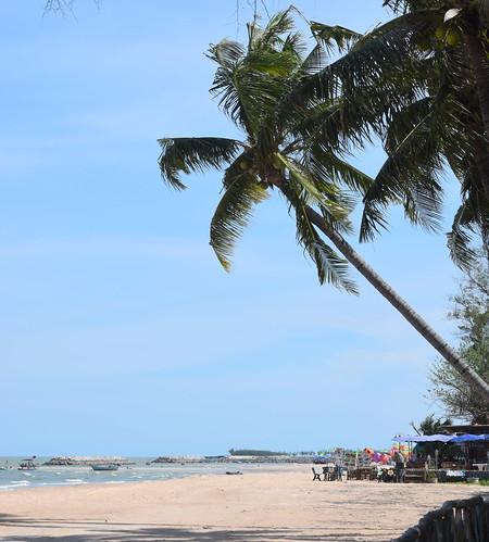 Beach South of Cha-am