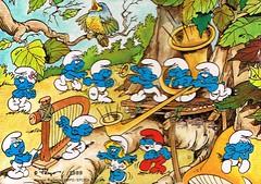 CCF20121130_00004 (JustynaJustys) Tags: smurfs smerfy cartoons bajki