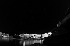 Contrasto (LifeReporter) Tags: notte stelle cielo gaiola napoli colori bellezza mare luce