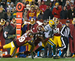 2016 Redskins-Packers (111) (maskirovka77) Tags: 4224 aaronrodgers dc fedexfield greenbay jamesoncrowder kirkcousins packers pierregarcon redskins robertkelley washington