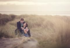 Together (Wojtek Piatek) Tags: couple sony zeiss 135 blur shallow dof bea beach 2017 dublin ireland sea a99 engagement wedding photography wojtek piatek hug holding flare