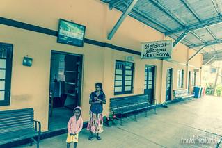 Estación trayecto