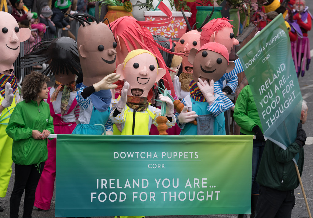 DOWTCHA PUPPETS FROM CORK [DUBLIN PATRICKS DAY PARADE 2017]-125991