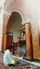 Du'a (Jantje van Lest) Tags: prayer mosque islam moslem muslim tangerang banten indonesia baiturrahmah