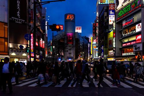 Shibuya Twilight
