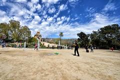 Parc de la Ciutadela (Alessandro__78) Tags: barcellona barcelona 2017 d750 parco park parc bolle fontana fountain