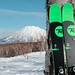 NISEKO HANAZONO Ski area.