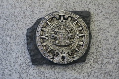 Aztec Mandala Art (shaire productions) Tags: mexican aztec seal image picture photo photograph photography artistic creation mandala traditional mayan crest cultural symbol design creative metal metallic tattooinspiration artinspiration art artwork sun god artreference culture heritage