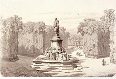 1864  statue del'amiral Bruat  réalisée par Frédéric Auguste Bartholdi à Colmar situé au Champ -de- Mars à Colmar (Maison de l'Alchimiste) Tags: bruat fontainebruat colmar champsdemars 1860 1864