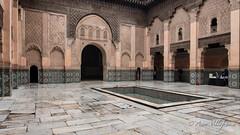 MOROCCO - Marrakech (Asier Villafranca) Tags: marrakesh marrakeshtensiftelhaouz marruecos ben youssef madrasa medersa