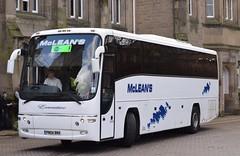 PN04BNX  McLeans, Airdrie (highlandreiver) Tags: pn04bnx pn04 bnx mcleans coaches airdrie plaxton bus coach carlisle cumbria