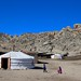 Winter Ger Camp, Mongolia