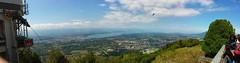 Geneva and its lake, Switzerland / Genve et le lac Lman (Suisse) (Erwan F) Tags: lake france tourism switzerland suisse geneva lac panoramic jura leman genve mont tourisme panoramique arve parapente hautesavoie saleve tlphrique salve transfrontalier balconyofgeneva