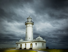 509A6214 - Macquarie Lighthouse (Gil Feb 11) Tags: sydney australia newsouthwales vaucluse macquarielighthouse canon5dmkiii