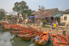 """Across The Canal Tongli • <a style=""""font-size:0.8em;"""" href=""""http://www.flickr.com/photos/53908815@N02/14344235894/"""" target=""""_blank"""">View on Flickr</a>"""