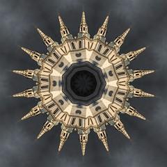 St Martin-in-the-Fields (Alex Bamford) Tags: storm london trafalgarsquare ps digitalmanipulation stmartininthefields alexbamford wwwalexbamfordcom alexbamfordcom kaleidotecture
