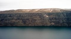 294. Sedimentary (prenetic) Tags: sky snow water river quincy washington rocks columbiariver sediment sedimentaryrock quincywashington