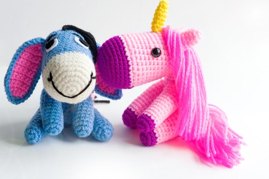 Crochet Amigurumi Eeyore : The Worlds Best Photos of amigurumi and eeyore - Flickr ...