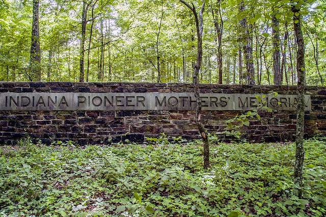 Pioneer Mothers Memorial Forest - June 8, 2014