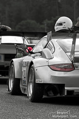 Porsche 997 GT3 RSR Turbo (belgian.motorsport) Tags: race racecar racing turbo porsche gt3 997 2014 biturbo hockenheimring rsr stuttgarter rossle rssle dmvtcc