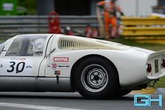 Porsche 906 1966 Le Mans Classic 2014 Grid 5 GH4_2617 (Gary Harman) Tags: 6 classic cars grid photo nikon photographer d plateau racing historic mans le pro gary gt 800 lemans gh harman d800 sarthe gh4 gh5 gh6 couk garyharman