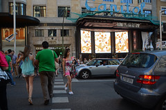DSC_2576 copia (Cazador de imgenes) Tags: madrid street espaa primavera calle spring spain nikon streetphotography via gran streetphoto espagne spanien spagna spanje granva spania 2014  spange d7000