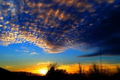 Linda Tarde. (Alexis 867) Tags: chile santiago regionmetropolitana southamerica atardecer nubes recoleta otoo tarde sudamerica santiagodechile tardes stgo