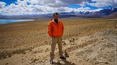 Озеро Пейку Тсо в Тибете