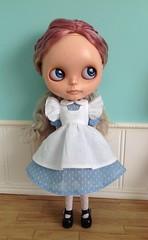 For Lorna (wirsmom) Tags: blythe aliceinwonderland lapetitepamplemousse
