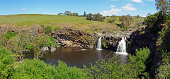Turpins Falls Panorama (brentflynn76) Tags: panorama nature river landscape photo waterfall scenery view scenic australia victoria falls waterscape turpin turpins