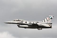 F-16D 4084 Polish Air Force (Jarco Hage) Tags: germany europa fighter force aviation air tiger jet polish fighters base meet nato ents mil duitsland afb schleswig 4084 sqn ntm militair jagel f16d fliegerhorst byjarcohage ntm2014