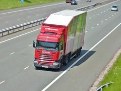 EF13 FDL (Cammies Transport Photography) Tags: flyover m74 lockerbie