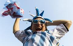 (josemc85) Tags: brazil argentina sport riodejaneiro football goal br fifa soccer victory celebration copacabana supporter worldcup fanfest classify clasification brazil2014 worldcup2014