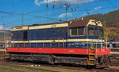 ZSSK 721 116 (maurizio messa) Tags: railroad railway trains slovensko bahn slowakei mau 721 ferrovia treni kd slovacchia zssk zilinsky t4581 nikond7100