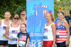 """Rotary Club of Kernersville Fourth of July 5K Run • <a style=""""font-size:0.8em;"""" href=""""http://www.flickr.com/photos/32830278@N05/14574737324/"""" target=""""_blank"""">View on Flickr</a>"""