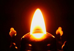 Lamp Light (JLS Photography - Alaska) Tags: light macro closeup blackbackground energy candle flame closeups macroshot oillamp macromondays jlsphotographyalaska