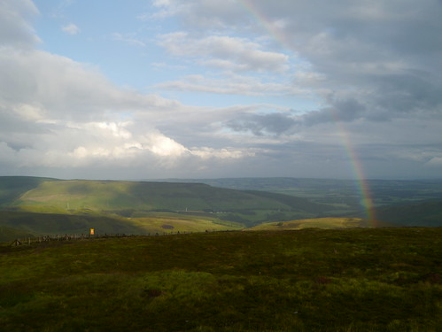 Cairngorms - Rainbow