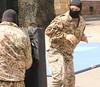 IMG_5289 (sbretzke) Tags: army uniform zb bundeswehr closecombat nahkampf 20140615