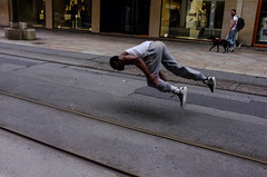 (Play-Time) Tags: street geneva lachute la denisdarzacq august2014 workouteur youwantyoucan