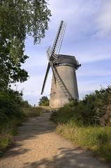 Bidston Windmill (menu4340) Tags: uk windmill landscape hill wirral bidston bidstonwindmill panasoniclumixg5