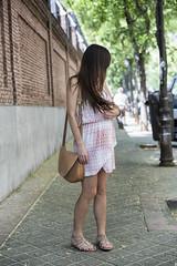 street style summer vibe pink dress 03 (barbara crespo) Tags: pink fashion bag outfit dress blogger outfits thecorner loewe thecornershop streetstyle fashionblog ootd fashionblogger blogdemoda bloggerdemoda barbaracrespo