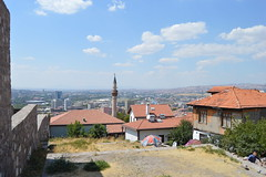 Ankara (ancuansiar) Tags: turkey view citadel ankara